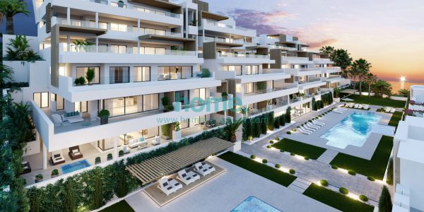 Exclusive development Estepona